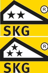 skg 2 en 3 sterren logo